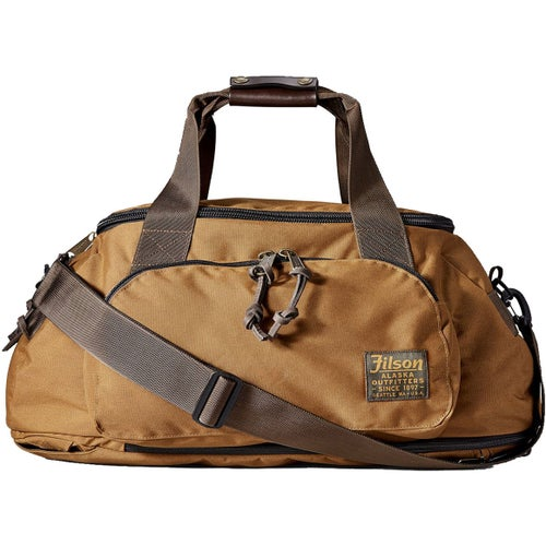 Filson Duffle Pack Duffle Bag - Whiskey
