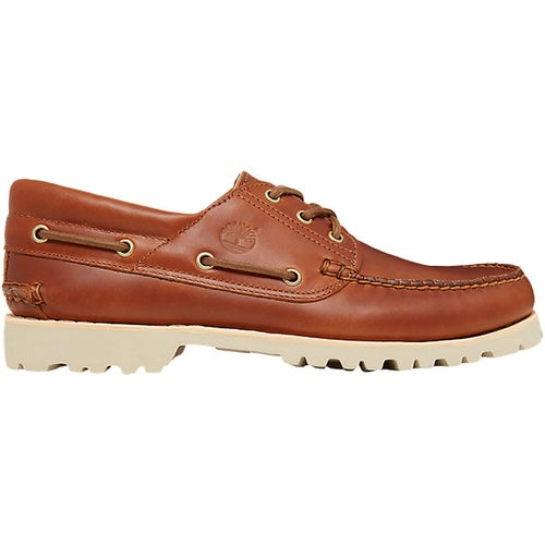 Timberland Chilmark 3 Eye Handsewn Shoes - Sahara Brando