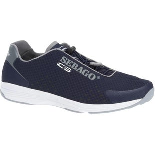 Sebago Litesides FGL Slip On Shoes - Blue Navy