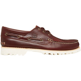 Timberland Chilmark 3 Eye Handsewn Shoes - Rootbeer Bayou