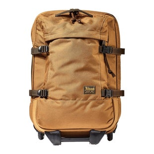 Filson Dryden 2 Wheel Carry On Luggage - Whiskey