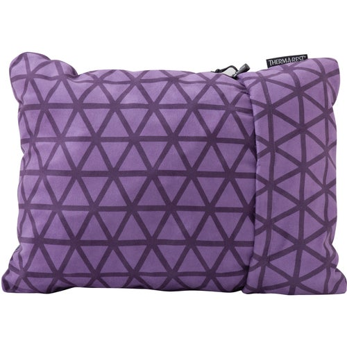 Thermarest Compressible X Large Travel Pillow - Amethyst