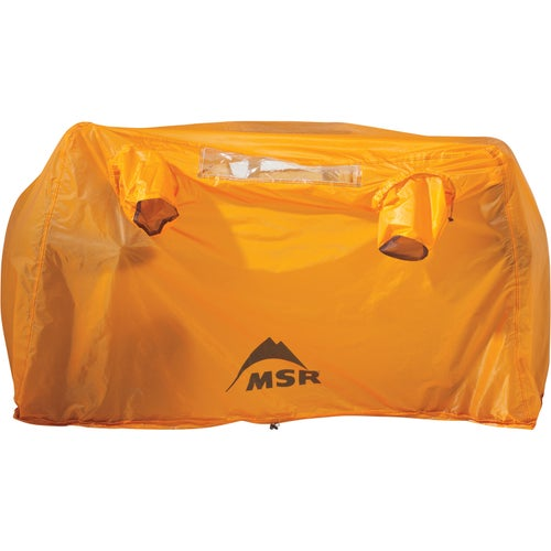 MSR Bothy 4 Tent - Orange
