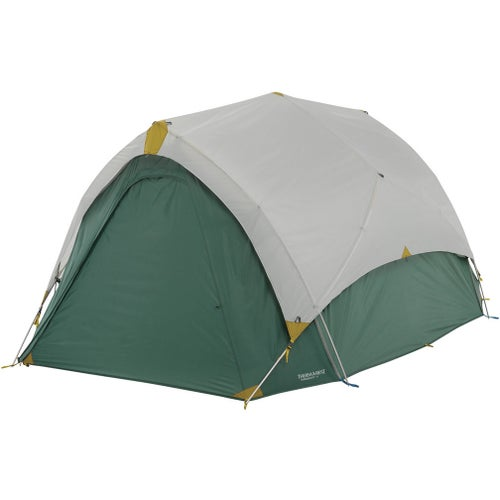 Thermarest Tranquility 4 Camp 4P Tent - Green Grey