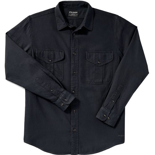 Filson Lightweight Alaskan Guide Shirt - Midnight Navy