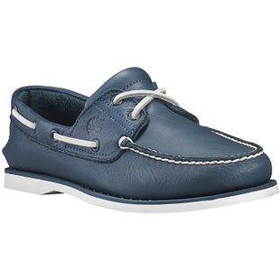 Timberland Icon 2 Eye Boat Slip On Shoes - Midnight Navy Escape