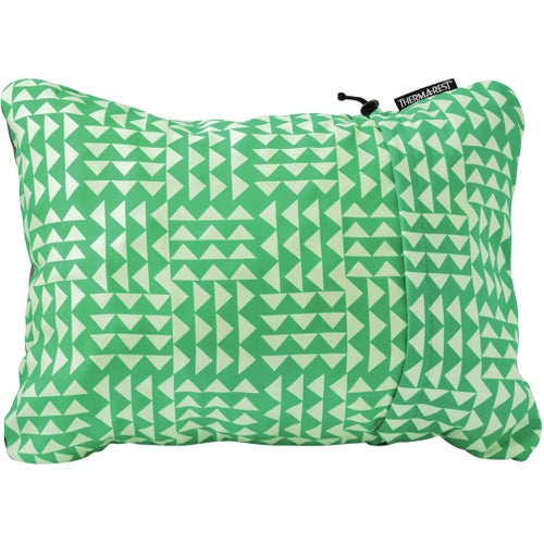 Thermarest Compressible X Large Travel Pillow - Pistachio