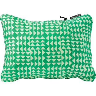 Thermarest Compressible Small Travel Pillow - Pistachio