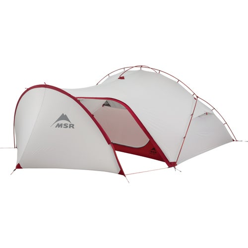 MSR Hubba Tour 3 Tent - Grey