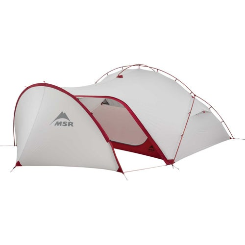 MSR Hubba Tour 3 Footprint - Grey