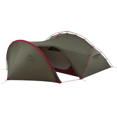 MSR Hubba Tour 3 Tent - Green