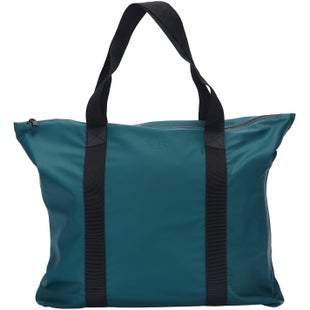 Rains Tote Shopper Bag - Dark Teal