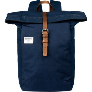 Sandqvist Silas Backpack - Blue