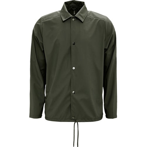 Rains Coach Jacket - Green