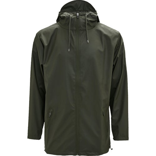 Rains Breaker Jacket - Green