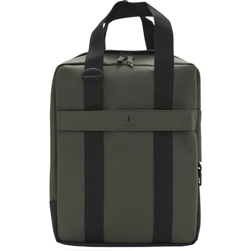 Rains Utility Tote Bag - Green