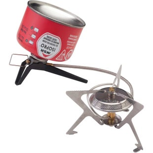 MSR Windpro II Cook System - Silver Red