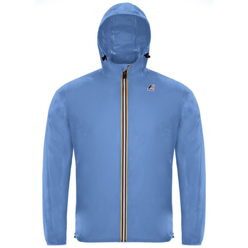 K-Way Le Vrai Claude 3.0 Jacket - Azure Blue