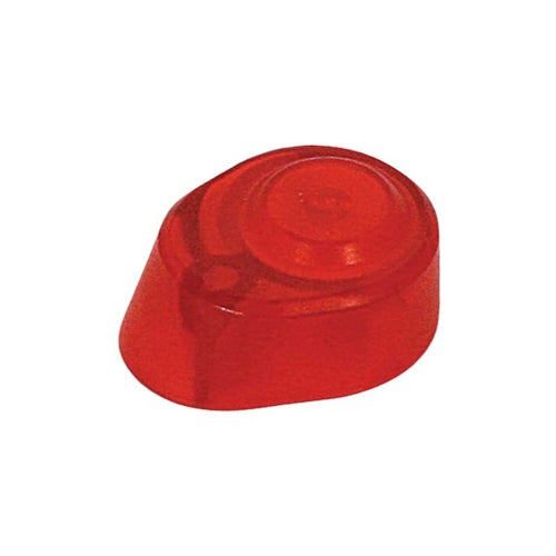 MSR Microfilter Cleanside Cover for Outlet Spout for HyperFlow Water Purification - Red