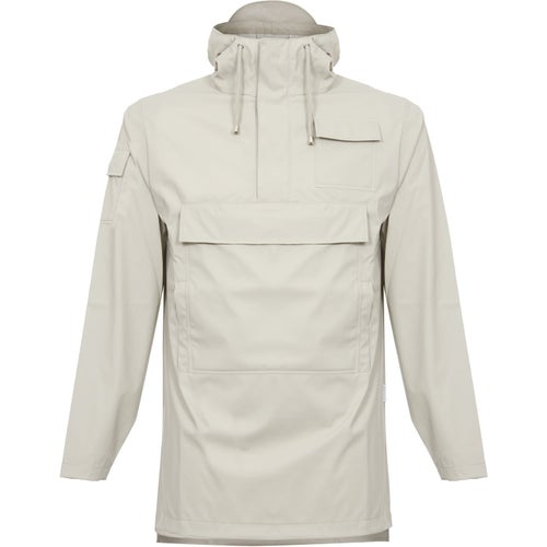 Rains Camp Anorak Jacket - Moon