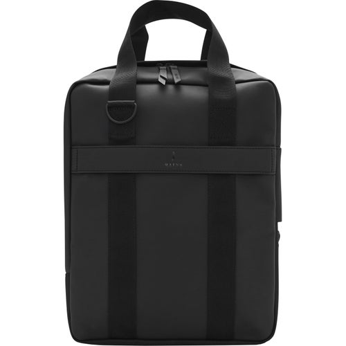 Rains Utility Tote Bag - Black