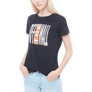 Vans Legend Stamp Ladies T Shirt - Black