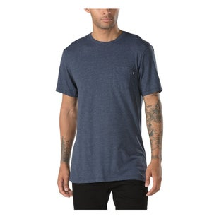 Vans Bound By Nothing T Shirt - Navy Heather