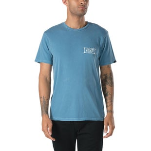 Vans Original Shaper T Shirt - Copen Blue