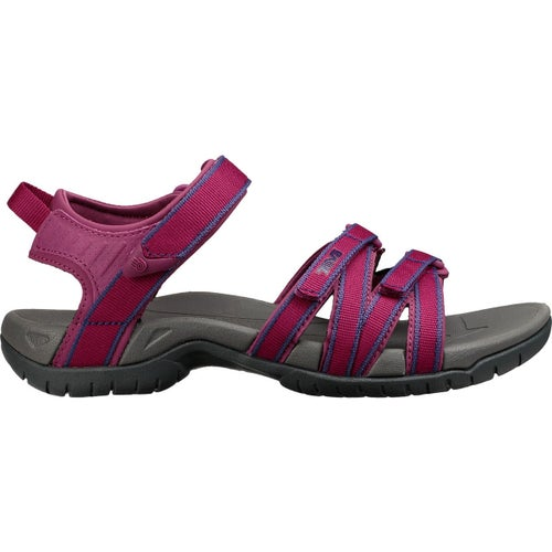 Teva Tirra Ladies Sandals - Boysenberry