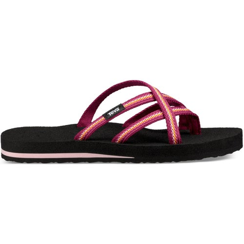 Teva Olowahu Ladies Sandals - Lindi Boysenberry