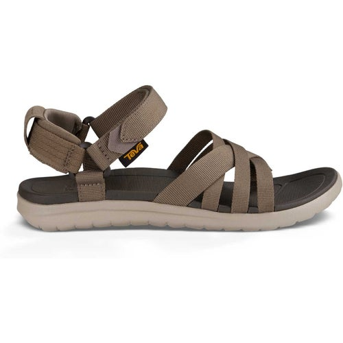 Teva Sanborn Universal Ladies Sandals - Walnut