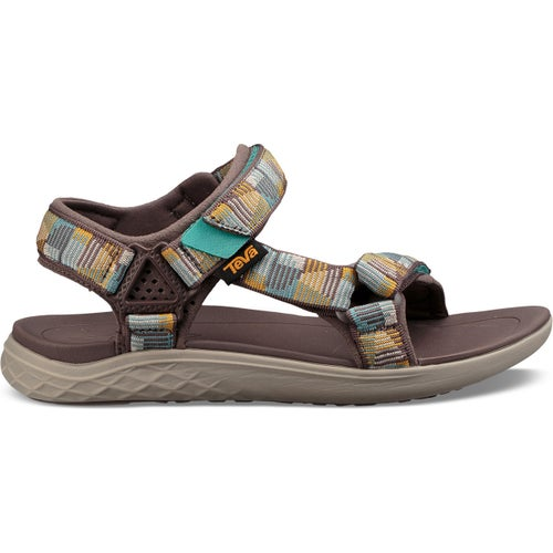 Teva Terra Float 2 Universal Ladies Sandals - Nica Plum Truffle