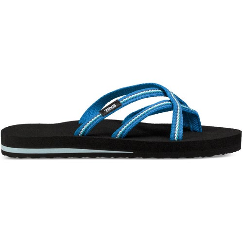 Teva Olowahu Ladies Sandals - Lindi Blue