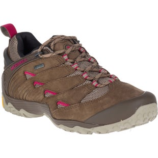 Merrell Chameleon 7 GTX Ladies Hiking Shoes - Merrell Stone