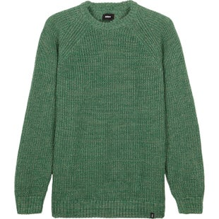 Finisterre Reeve Sweater - Olive