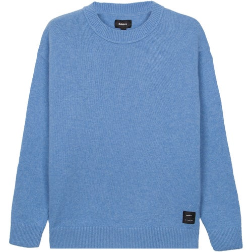 Finisterre Melwyn Crew Ladies Sweater - lake