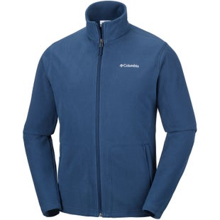 Columbia Fast Trek Light Full Zip Fleece - Carbon