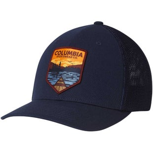 Columbia Mesh Ball Cap - Collegiate Navy