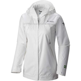 Columbia OutDry Ex Eco Ladies Jacket - White Undyed