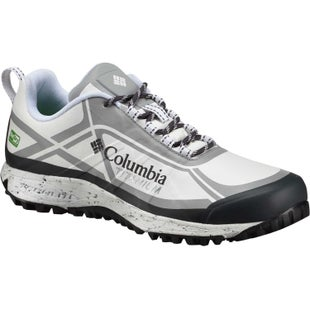 Columbia Conspiracy III Titanium ODX ECO Ladies Hiking Shoes - White Lux
