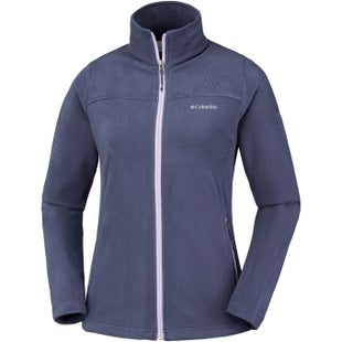 Columbia Fast Trek Light Full Zip Ladies Fleece - Nocturnal Soft Violet