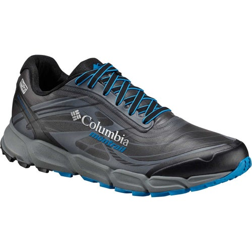 Columbia Caldorado III Outdry Extreme Shoes - Black Blue Magic