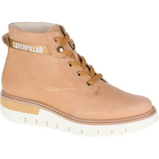 Caterpillar Pastime Ladies Boots - Tan