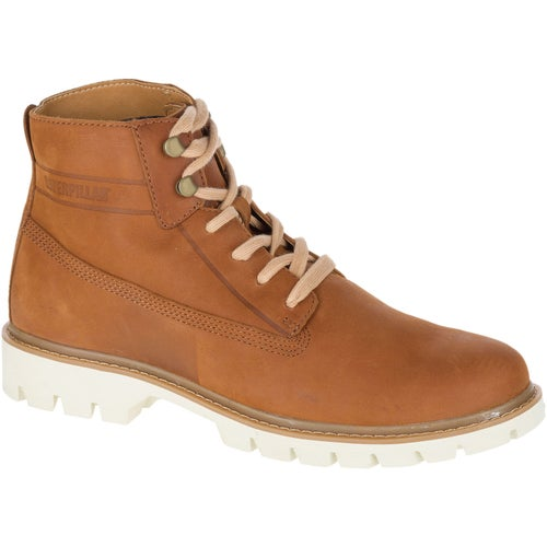 Caterpillar Basis Boots - Ginger