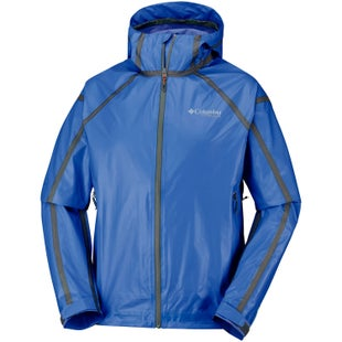 Columbia Outdry Ex Gold Tech Shell Jacket - Azul Carbon
