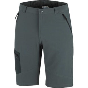 Columbia Triple Canyon 12in Walk Shorts - Grill Black