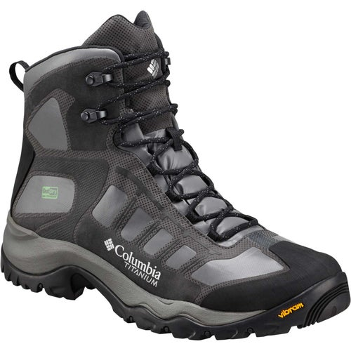 Columbia Daska Pass III Titanium ODX ECO Boots - City Grey Lux