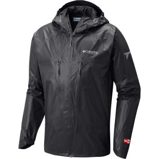 Columbia Outdry Ex Featherweight Shell Jacket - Black