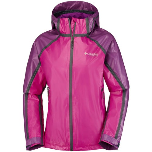 Columbia Outdry Ex Gold Tech Shell Ladies Jacket