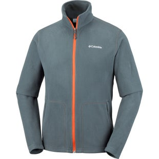 Columbia Fast Trek Light Full Zip Fleece - Graphite